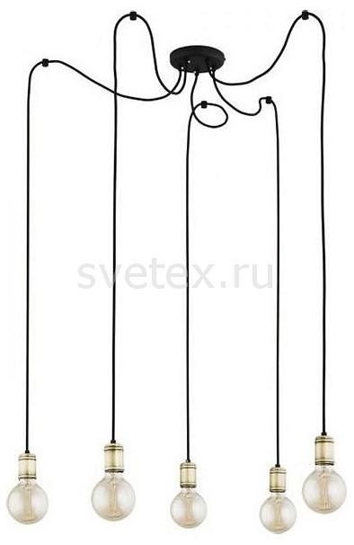 Подвесной светильник TK LightingСветодиодные<br>Артикул - EV_78932,Бренд - TK Lighting (Польша),Коллекция - Qualle,Гарантия, месяцы - 24,Высота, мм - 100-1800,Диаметр, мм - 360,Тип лампы - компактная люминесцентная [КЛЛ] ИЛИнакаливания ИЛИсветодиодная [LED],Общее кол-во ламп - 5,Напряжение питания лампы, В - 220,Максимальная мощность лампы, Вт - 60,Лампы в комплекте - отсутствуют,Цвет арматуры - черный,Тип поверхности арматуры - матовый,Материал арматуры - металл,Возможность подлючения диммера - можно, если установить лампу накаливания,Тип цоколя лампы - E27,Класс электробезопасности - I,Общая мощность, Вт - 300,Степень пылевлагозащиты, IP - 20,Диапазон рабочих температур - комнатная температура,Дополнительные параметры - способ крепления светильника к потолку - на монтажной пластине, светильник регулируется по высоте<br>