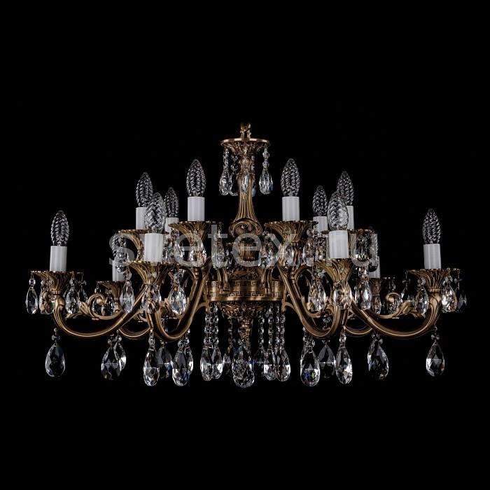 Фото Подвесная люстра Bohemia Ivele Crystal 1703 1703/14/A/FP