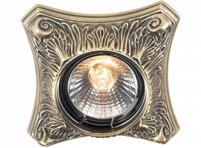 Фото Встраиваемый светильник Novotech Vintage 369849