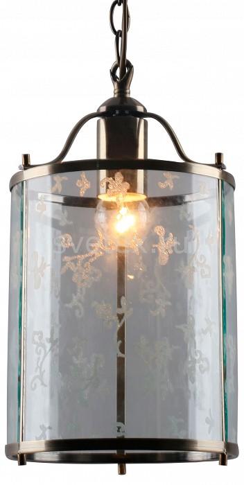 Фото Подвесной светильник Arte Lamp Bruno A8286SP-1AB