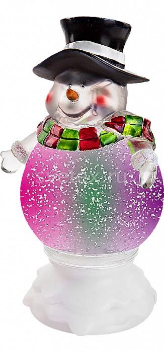 Снеговик световой Mister ChristmasСопутствующие товары<br>Артикул - MC_TT-SN,Бренд - Mister Christmas (Россия),Коллекция - Снеговик,Высота, мм - 210,Высота - 21 см,Тип лампы - светодиодная [LED],Лампы в комплекте - светодиодные [LED],Цвет - прозрачный,Материал - комбинированные материалы,Компоненты, входящие в комплект - батарейки,Диапазон рабочих температур - комнатная температура<br>