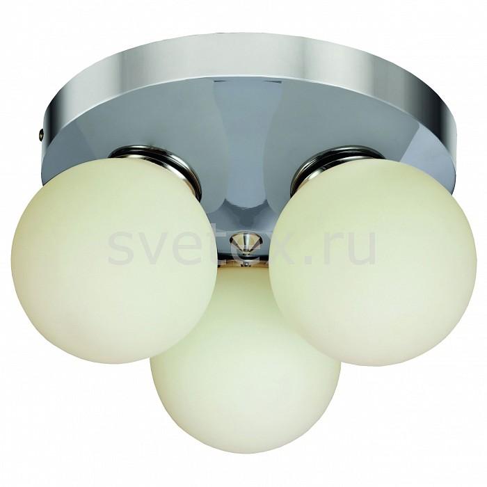 Накладной светильник Arte LampСветильники для ВАННОЙ<br>Артикул - AR_A4445PL-3CC,Бренд - Arte Lamp (Италия),Коллекция - Aqua,Гарантия, месяцы - 24,Высота, мм - 160,Диаметр, мм - 250,Тип лампы - галогеновая,Общее кол-во ламп - 3,Напряжение питания лампы, В - 220,Максимальная мощность лампы, Вт - 33,Цвет лампы - белый теплый,Лампы в комплекте - галогеновые G9,Цвет плафонов и подвесок - белый,Тип поверхности плафонов - матовый,Материал плафонов и подвесок - стекло,Цвет арматуры - хром,Тип поверхности арматуры - глянцевый,Материал арматуры - металл,Количество плафонов - 3,Форма и тип колбы - пальчиковая,Тип цоколя лампы - G9,Цветовая температура, K - 2800 - 3200 K,Экономичнее лампы накаливания - на 50%,Класс электробезопасности - I,Общая мощность, Вт - 99,Степень пылевлагозащиты, IP - 44,Диапазон рабочих температур - комнатная температура,Дополнительные параметры - способ крепления светильника к потолку - на монтажной пластине<br>