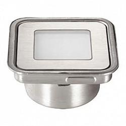 Комплект из 6 встраиваемых в дорогу светильников NovotechКвадратные<br>Артикул - NV_357141,Бренд - Novotech (Венгрия),Коллекция - Led Ground,Гарантия, месяцы - 24,Время изготовления, дней - 1,Тип лампы - светодиодная [LED],Общее кол-во ламп - 12,Напряжение питания лампы, В - 12,Максимальная мощность лампы, Вт - 0.9,Лампы в комплекте - светодиодные [LED],Цвет плафонов и подвесок - неокрашенный,Тип поверхности плафонов - матовый,Материал плафонов и подвесок - закаленное стекло,Цвет арматуры - серый,Тип поверхности арматуры - матовый,Материал арматуры - нержавеющая сталь,Класс электробезопасности - III,Общая мощность, Вт - 5,Степень пылевлагозащиты, IP - 67,Диапазон рабочих температур - от -40^C до +60^C,Дополнительные параметры - плафон из закаленного стекла толщиной 3 мм<br>