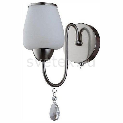 Фото Бра IDLamp 9 913/1A-Whitechrome