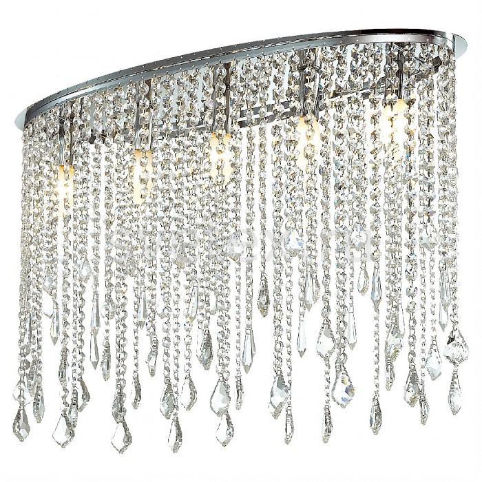 Накладной светильник FavouriteНакладные светильники<br>Артикул - FV_1692-5C,Бренд - Favourite (Германия),Коллекция - Rain,Гарантия, месяцы - 24,Длина, мм - 690,Ширина, мм - 230,Высота, мм - 490,Тип лампы - компактная люминесцентная [КЛЛ] ИЛИнакаливания ИЛИсветодиодная [LED],Общее кол-во ламп - 5,Напряжение питания лампы, В - 220,Максимальная мощность лампы, Вт - 40,Лампы в комплекте - отсутствуют,Цвет плафонов и подвесок - неокрашенный,Тип поверхности плафонов - прозрачный, рельефный,Материал плафонов и подвесок - хрусталь,Цвет арматуры - хром,Тип поверхности арматуры - глянцевый,Материал арматуры - металл,Возможность подлючения диммера - можно, если установить лампу накаливания,Тип цоколя лампы - E14,Класс электробезопасности - I,Общая мощность, Вт - 200,Степень пылевлагозащиты, IP - 20,Диапазон рабочих температур - комнатная температура,Дополнительные параметры - способ крепления светильника к потолку - на монтажной пластине<br>