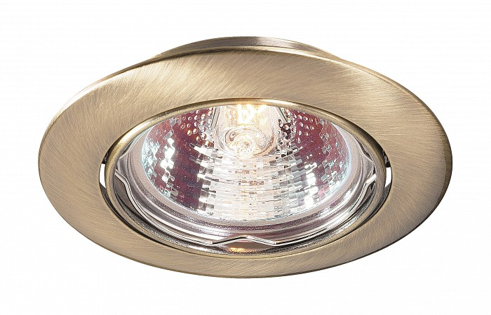 Фото Встраиваемый светильник Novotech Crown 369429