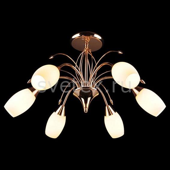 Люстра на штанге EurosvetЛюстры<br>Артикул - EV_5150,Бренд - Eurosvet (Китай),Коллекция - 22080,Гарантия, месяцы - 24,Высота, мм - 370,Диаметр, мм - 600,Тип лампы - компактная люминесцентная [КЛЛ] ИЛИнакаливания ИЛИсветодиодная [LED],Общее кол-во ламп - 6,Напряжение питания лампы, В - 220,Максимальная мощность лампы, Вт - 60,Лампы в комплекте - отсутствуют,Цвет плафонов и подвесок - белый,Тип поверхности плафонов - матовый,Материал плафонов и подвесок - стекло,Цвет арматуры - золото,Тип поверхности арматуры - глянцевый,Материал арматуры - металл,Количество плафонов - 6,Возможность подлючения диммера - можно, если установить лампу накаливания,Тип цоколя лампы - E14,Класс электробезопасности - I,Общая мощность, Вт - 360,Степень пылевлагозащиты, IP - 20,Диапазон рабочих температур - комнатная температура,Дополнительные параметры - способ крепления светильника к потолку - на монтажной пластине<br>