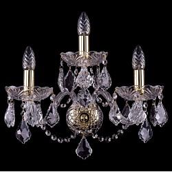 Бра Bohemia Ivele CrystalБолее 1 лампы<br>Артикул - BI_1400_3_165_G_Leafs,Бренд - Bohemia Ivele Crystal (Чехия),Коллекция - 1400,Гарантия, месяцы - 24,Высота, мм - 390,Размер упаковки, мм - 250x180x170,Тип лампы - компактная люминесцентная [КЛЛ] ИЛИнакаливания ИЛИсветодиодная [LED],Общее кол-во ламп - 3,Напряжение питания лампы, В - 220,Максимальная мощность лампы, Вт - 40,Лампы в комплекте - отсутствуют,Цвет плафонов и подвесок - неокрашенный,Тип поверхности плафонов - прозрачный,Материал плафонов и подвесок - хрусталь,Цвет арматуры - золото, неокрашенный,Тип поверхности арматуры - глянцевый, прозрачный, рельефный,Материал арматуры - металл, стекло,Возможность подлючения диммера - можно, если установить лампу накаливания,Форма и тип колбы - свеча ИЛИ свеча на ветру,Тип цоколя лампы - E14,Класс электробезопасности - I,Общая мощность, Вт - 120,Степень пылевлагозащиты, IP - 20,Диапазон рабочих температур - комнатная температура,Дополнительные параметры - способ крепления светильника на стене – на монтажной пластине, светильник предназначен для использования со скрытой проводкой<br>