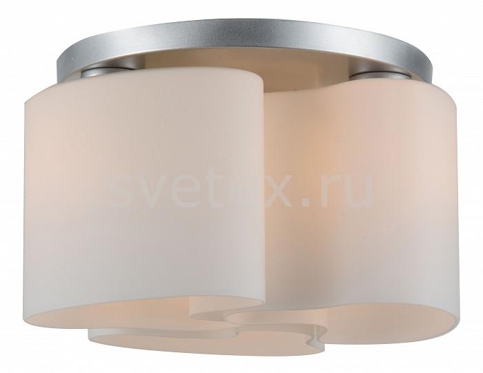 Накладной светильник ST-LuceСветодиодные<br>Артикул - SL545.502.03,Бренд - ST-Luce (Китай),Коллекция - Nuvole,Гарантия, месяцы - 24,Время изготовления, дней - 1,Высота, мм - 230,Диаметр, мм - 410,Размер упаковки, мм - 490х490х360,Тип лампы - компактная люминесцентная [КЛЛ] ИЛИнакаливания ИЛИсветодиодная [LED],Общее кол-во ламп - 3,Напряжение питания лампы, В - 220,Максимальная мощность лампы, Вт - 40,Лампы в комплекте - отсутствуют,Цвет плафонов и подвесок - белый,Тип поверхности плафонов - матовый,Материал плафонов и подвесок - стекло,Цвет арматуры - серебро,Тип поверхности арматуры - матовый,Материал арматуры - металл,Количество плафонов - 3,Возможность подлючения диммера - можно, если установить лампу накаливания,Тип цоколя лампы - E27,Класс электробезопасности - I,Общая мощность, Вт - 120,Степень пылевлагозащиты, IP - 20,Диапазон рабочих температур - комнатная температура,Дополнительные параметры - способ крепления светильника к потолку - на монтажной пластине<br>