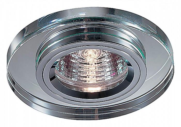 Фото Встраиваемый светильник Novotech Mirror 369436