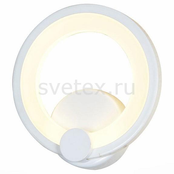 Накладной светильник ST-LuceКруглые<br>Артикул - SL869.501.01,Бренд - ST-Luce (Китай),Коллекция - SL869,Гарантия, месяцы - 24,Время изготовления, дней - 1,Выступ, мм - 60,Диаметр, мм - 295,Размер упаковки, мм - 310х310х150,Тип лампы - светодиодная [LED],Общее кол-во ламп - 1,Напряжение питания лампы, В - 220,Максимальная мощность лампы, Вт - 12,Цвет лампы - белый,Лампы в комплекте - светодиодная [LED],Цвет плафонов и подвесок - белый,Тип поверхности плафонов - матовый,Материал плафонов и подвесок - полимер,Цвет арматуры - белый,Тип поверхности арматуры - матовый,Материал арматуры - металл,Количество плафонов - 1,Возможность подлючения диммера - нельзя,Цветовая температура, K - 4000 K,Класс электробезопасности - I,Степень пылевлагозащиты, IP - 20,Диапазон рабочих температур - комнатная температура,Дополнительные параметры - светильник предназначен для использования со скрытой проводкой<br>