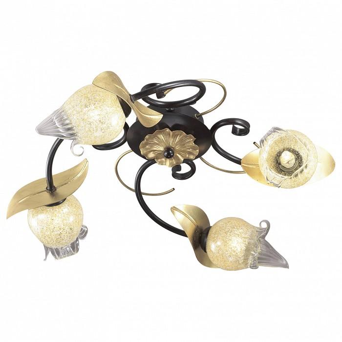 Потолочная люстра Odeon LightЛюстры<br>Артикул - OD_2691_4C,Бренд - Odeon Light (Италия),Коллекция - Anaba,Гарантия, месяцы - 24,Время изготовления, дней - 1,Высота, мм - 160,Диаметр, мм - 560,Тип лампы - галогеновая,Общее кол-во ламп - 4,Напряжение питания лампы, В - 220,Максимальная мощность лампы, Вт - 60,Цвет лампы - белый теплый,Лампы в комплекте - галогеновые G9,Цвет плафонов и подвесок - желтый с неокрашенной каймой,Тип поверхности плафонов - глянцевый, прозрачный,Материал плафонов и подвесок - стекло,Цвет арматуры - золото, коричневый,Тип поверхности арматуры - глянцевый,Материал арматуры - металл,Количество плафонов - 4,Возможность подлючения диммера - можно,Форма и тип колбы - пальчиковая,Тип цоколя лампы - G9,Цветовая температура, K - 2800 - 3200 K,Экономичнее лампы накаливания - на 50%,Класс электробезопасности - I,Общая мощность, Вт - 240,Степень пылевлагозащиты, IP - 20,Диапазон рабочих температур - комнатная температура<br>