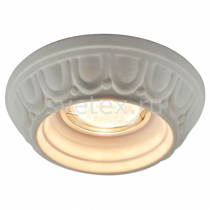 Фото Встраиваемый светильник Arte Lamp Plaster A5245PL-1WH