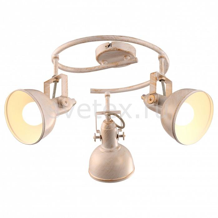Спот Arte LampСпоты<br>Артикул - AR_A5215PL-3WG,Бренд - Arte Lamp (Италия),Коллекция - Martin,Гарантия, месяцы - 24,Выступ, мм - 230,Диаметр, мм - 360,Размер упаковки, мм - 340x300x210,Тип лампы - компактная люминесцентная [КЛЛ] ИЛИнакаливания ИЛИсветодиодная [LED],Общее кол-во ламп - 3,Напряжение питания лампы, В - 220,Максимальная мощность лампы, Вт - 40,Лампы в комплекте - отсутствуют,Цвет плафонов и подвесок - белый, золото,Тип поверхности плафонов - матовый,Материал плафонов и подвесок - металл,Цвет арматуры - белый, золото,Тип поверхности арматуры - матовый,Материал арматуры - металл,Количество плафонов - 3,Возможность подлючения диммера - можно, если установить лампу накаливания,Тип цоколя лампы - E14,Класс электробезопасности - I,Общая мощность, Вт - 120,Степень пылевлагозащиты, IP - 20,Диапазон рабочих температур - комнатная температура,Дополнительные параметры - способ крепления светильника к потолку и стене – на монтажной пластине, поворотный светильник<br>