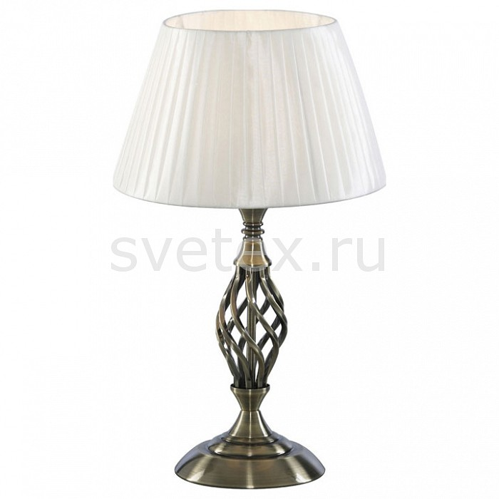 Настольная лампа Arte LampС абажуром<br>Артикул - AR_A8390LT-1AB,Бренд - Arte Lamp (Италия),Коллекция - Zanzibar,Гарантия, месяцы - 24,Время изготовления, дней - 1,Высота, мм - 380,Диаметр, мм - 280,Размер упаковки, мм - 400x330x330,Тип лампы - компактная люминесцентная [КЛЛ] ИЛИнакаливания ИЛИсветодиодная [LED],Общее кол-во ламп - 1,Напряжение питания лампы, В - 220,Максимальная мощность лампы, Вт - 60,Лампы в комплекте - отсутствуют,Цвет плафонов и подвесок - белый,Тип поверхности плафонов - матовый, рельефный,Материал плафонов и подвесок - текстиль,Цвет арматуры - бронза античная,Тип поверхности арматуры - глянцевый,Материал арматуры - металл,Количество плафонов - 1,Наличие выключателя, диммера или пульта ДУ - выключатель на проводе,Компоненты, входящие в комплект - провод электропитания с вилкой без заземления,Тип цоколя лампы - E27,Класс электробезопасности - II,Степень пылевлагозащиты, IP - 20,Диапазон рабочих температур - комнатная температура<br>