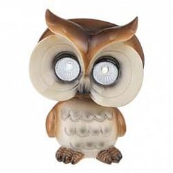 Садовая фигура GloboСадовые светильники<br>Артикул - GB_33014,Бренд - Globo (Австрия),Коллекция - Solar,Гарантия, месяцы - 24,Высота, мм - 158,Тип лампы - светодиодная [LED],Общее кол-во ламп - 2,Напряжение питания лампы, В - 3,Максимальная мощность лампы, Вт - 0.06,Лампы в комплекте - светодиодные [LED],Класс электробезопасности - III,Степень пылевлагозащиты, IP - 44,Диапазон рабочих температур - от -40^C до +40^C<br>