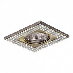 Встраиваемый светильник NovotechСветильники для натяжных потолков<br>Артикул - NV_370146,Бренд - Novotech (Венгрия),Коллекция - Pearl,Гарантия, месяцы - 24,Тип лампы - галогеновая ИЛИсветодиодная [LED],Общее кол-во ламп - 1,Напряжение питания лампы, В - 12,Максимальная мощность лампы, Вт - 50,Лампы в комплекте - отсутствуют,Цвет арматуры - белый, бронза,Тип поверхности арматуры - глянцевый, рельефный,Материал арматуры - искусственный жемчуг, цинк,Форма и тип колбы - полусферическая с рефлектором,Тип цоколя лампы - GX5.3,Класс электробезопасности - III,Степень пылевлагозащиты, IP - 20,Диапазон рабочих температур - комнатная температура,Дополнительные параметры - поворотный светильник — угол поворота 30°<br>
