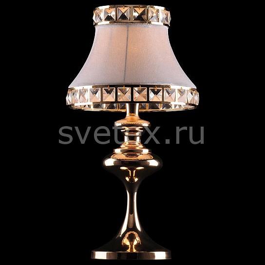 Фото Настольная лампа Eurosvet E27 220В 60Вт 3271 3271/1T золото/белый наст. лампа