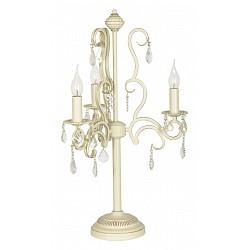 Настольная лампа Arti LampadariНастольные лампы<br>Артикул - AL_Gioia_E_4.3.602_CG,Бренд - Arti Lampadari (Италия),Коллекция - Gioia,Гарантия, месяцы - 24,Высота, мм - 700,Диаметр, мм - 450,Тип лампы - компактная люминесцентная [КЛЛ] ИЛИнакаливания ИЛИсветодиодная [LED],Общее кол-во ламп - 3,Напряжение питания лампы, В - 220,Максимальная мощность лампы, Вт - 40,Лампы в комплекте - отсутствуют,Цвет плафонов и подвесок - неокрашенный,Тип поверхности плафонов - прозрачный,Материал плафонов и подвесок - хрусталь,Цвет арматуры - кремовый, золото,Тип поверхности арматуры - матовый,Материал арматуры - металл,Форма и тип колбы - свеча ИЛИ свеча на ветру,Тип цоколя лампы - E14,Класс электробезопасности - II,Общая мощность, Вт - 120,Степень пылевлагозащиты, IP - 20,Диапазон рабочих температур - комнатная температура<br>
