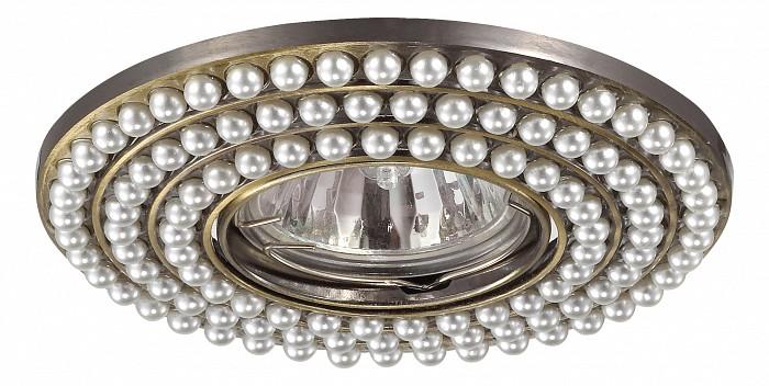 Фото Встраиваемый светильник Novotech Pearl 370143