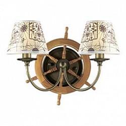 Бра Odeon LightТекстильный плафон<br>Артикул - OD_2769_2W,Бренд - Odeon Light (Италия),Коллекция - Rotar,Гарантия, месяцы - 24,Высота, мм - 270,Тип лампы - компактная люминесцентная [КЛЛ] ИЛИнакаливания ИЛИсветодиодная [LED],Общее кол-во ламп - 2,Напряжение питания лампы, В - 220,Максимальная мощность лампы, Вт - 40,Лампы в комплекте - отсутствуют,Цвет плафонов и подвесок - белый с коричневым рисунком,Тип поверхности плафонов - матовый,Материал плафонов и подвесок - текстиль,Цвет арматуры - бронза, орех,Тип поверхности арматуры - глянцевый, матовый,Материал арматуры - дерево, металл,Возможность подлючения диммера - можно, если установить лампу накаливания,Тип цоколя лампы - E14,Класс электробезопасности - I,Общая мощность, Вт - 80,Степень пылевлагозащиты, IP - 20,Диапазон рабочих температур - комнатная температура,Дополнительные параметры - светильник предназначен для использования со скрытой проводкой, стиль Кантри<br>
