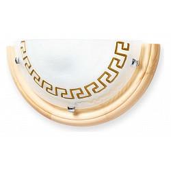 Накладной светильник TopLightСветодиодные<br>Артикул - TPL_TL9170Y-01PN,Бренд - TopLight (Россия),Коллекция - Gien,Гарантия, месяцы - 24,Высота, мм - 150,Размер упаковки, мм - 1950x120x370,Тип лампы - компактная люминесцентная [КЛЛ] ИЛИнакаливания ИЛИсветодиодная [LED],Общее кол-во ламп - 1,Напряжение питания лампы, В - 220,Максимальная мощность лампы, Вт - 60,Лампы в комплекте - отсутствуют,Цвет плафонов и подвесок - белый алебастр с коричневым орнаментом,Тип поверхности плафонов - матовый,Материал плафонов и подвесок - стекло,Цвет арматуры - сосна, хром,Тип поверхности арматуры - глянцевый, матовый,Материал арматуры - дерево, металл,Возможность подлючения диммера - можно, если установить лампу накаливания,Тип цоколя лампы - E27,Класс электробезопасности - I,Степень пылевлагозащиты, IP - 20,Диапазон рабочих температур - комнатная температура,Дополнительные параметры - способ крепления светильника к стене - на монтажной пластине, светильник предназначен для использования со скрытой проводкой<br>