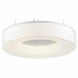 Подвесной светильник ST-LuceСветодиодные<br>Артикул - SL886.513.01,Бренд - ST-Luce (Китай),Коллекция - Lordin,Гарантия, месяцы - 24,Высота, мм - 1200,Диаметр, мм - 350,Размер упаковки, мм - 410x410x160,Тип лампы - светодиодная [LED],Общее кол-во ламп - 1,Максимальная мощность лампы, Вт - 16,Лампы в комплекте - светодиодная [LED],Цвет плафонов и подвесок - белый,Тип поверхности плафонов - матовый,Материал плафонов и подвесок - акрил,Цвет арматуры - белый,Тип поверхности арматуры - матовый,Материал арматуры - металл,Возможность подлючения диммера - нельзя,Класс электробезопасности - I,Степень пылевлагозащиты, IP - 20,Диапазон рабочих температур - комнатная температура,Дополнительные параметры - способ крепления светильника к потолку - на монтажной пластине, регулируется по высоте<br>