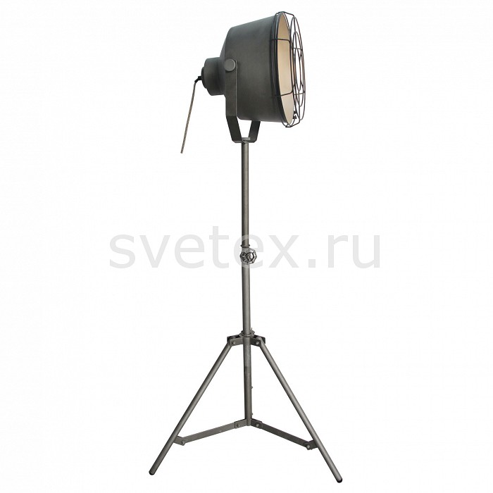 Торшер LussoleСветильники<br>Артикул - LSP-9807,Бренд - Lussole (Италия),Коллекция - Submarine,Гарантия, месяцы - 24,Высота, мм - 1660,Диаметр, мм - 390,Тип лампы - компактная люминесцентная [КЛЛ] ИЛИнакаливания ИЛИсветодиодная [LED],Общее кол-во ламп - 1,Напряжение питания лампы, В - 220,Максимальная мощность лампы, Вт - 60,Лампы в комплекте - отсутствуют,Цвет плафонов и подвесок - серый,Тип поверхности плафонов - матовый,Материал плафонов и подвесок - металл,Цвет арматуры - серый,Тип поверхности арматуры - матовый,Материал арматуры - металл,Количество плафонов - 1,Наличие выключателя, диммера или пульта ДУ - выключатель ножной,Компоненты, входящие в комплект - провод электропитания с вилкой без заземления,Тип цоколя лампы - E27,Класс электробезопасности - II,Степень пылевлагозащиты, IP - 20,Диапазон рабочих температур - комнатная температура,Дополнительные параметры - поворотный светильник<br>