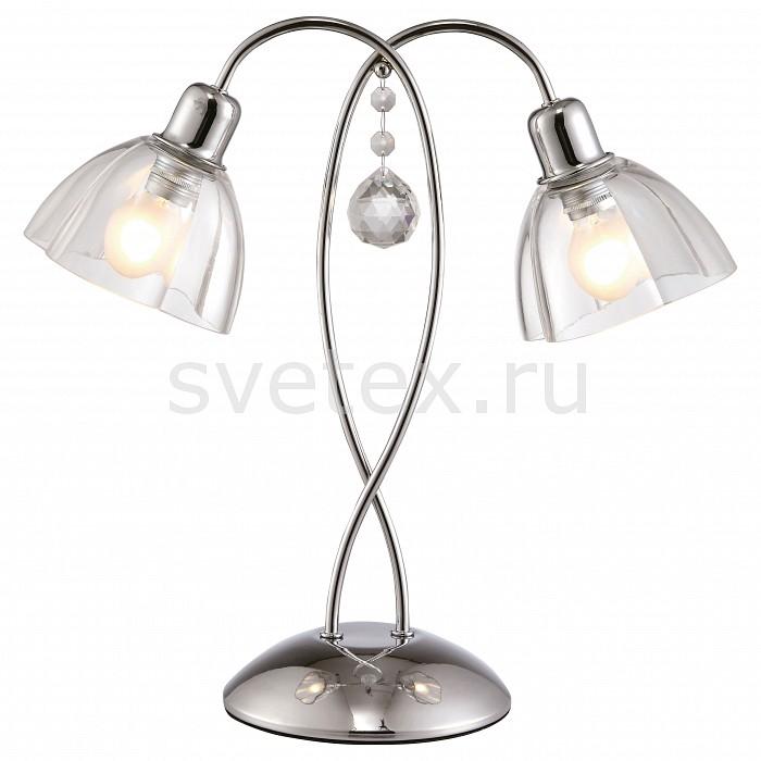 Фото Настольная лампа Arte Lamp Silenzo A9559LT-2CC