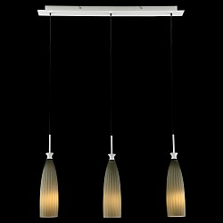 Подвесной светильник MaytoniБарные<br>Артикул - MY_F701-03-C,Бренд - Maytoni (Германия),Коллекция - Toot,Гарантия, месяцы - 24,Высота, мм - 300-1830,Тип лампы - компактная люминесцентная [КЛЛ] ИЛИнакаливания ИЛИсветодиодная [LED],Общее кол-во ламп - 3,Напряжение питания лампы, В - 220,Максимальная мощность лампы, Вт - 40,Лампы в комплекте - отсутствуют,Цвет плафонов и подвесок - серый полосатый,Тип поверхности плафонов - матовый, рельефный,Материал плафонов и подвесок - стекло,Цвет арматуры - хром,Тип поверхности арматуры - глянцевый,Материал арматуры - металл,Возможность подлючения диммера - можно, если установить лампу накаливания,Тип цоколя лампы - E27,Класс электробезопасности - I,Общая мощность, Вт - 120,Степень пылевлагозащиты, IP - 20,Диапазон рабочих температур - комнатная температура,Дополнительные параметры - способ крепления светильника к потолку - на монтажной пластине, регулируется по высоте<br>