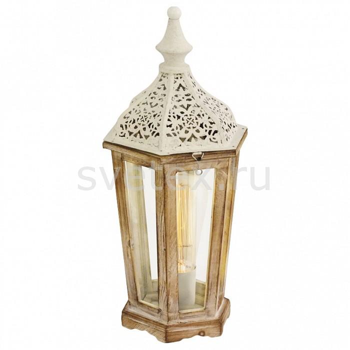 Фото Настольная лампа Eglo E27 220В 60Вт Kinghorn 49278