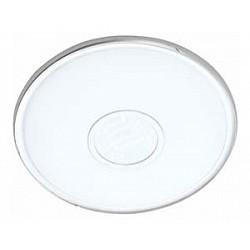 Накладной светильник ST-LuceКруглые<br>Артикул - SLE351.102.01,Бренд - ST-Luce (Китай),Коллекция - Funzionale,Гарантия, месяцы - 1,Высота, мм - 80,Диаметр, мм - 450,Размер упаковки, мм - 530x450x530,Тип лампы - светодиодная [LED],Общее кол-во ламп - 1,Напряжение питания лампы, В - 220,Максимальная мощность лампы, Вт - 40,Лампы в комплекте - светодиодная,Цвет плафонов и подвесок - белый с хромированным рисунком,Тип поверхности плафонов - глянцевый, матовый,Материал плафонов и подвесок - акрил,Цвет арматуры - белый,Тип поверхности арматуры - матовый,Материал арматуры - акрил,Класс электробезопасности - I,Степень пылевлагозащиты, IP - 20,Диапазон рабочих температур - комнатная температура,Дополнительные параметры - способ крепления светильника к потолку - на монтажной пластине<br>