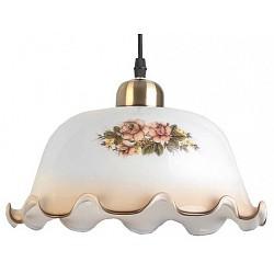 Подвесной светильник TopLightДля кухни<br>Артикул - TPL_TL4310D-01AB,Бренд - TopLight (Россия),Коллекция - Caren,Гарантия, месяцы - 24,Высота, мм - 1110,Диаметр, мм - 280,Тип лампы - компактная люминесцентная [КЛЛ] ИЛИнакаливания ИЛИсветодиодная [LED],Общее кол-во ламп - 1,Напряжение питания лампы, В - 220,Максимальная мощность лампы, Вт - 60,Лампы в комплекте - отсутствуют,Цвет плафонов и подвесок - белый с цветным рисунком,Тип поверхности плафонов - матовый,Материал плафонов и подвесок - стекло,Цвет арматуры - черный,Тип поверхности арматуры - матовый,Материал арматуры - металл,Возможность подлючения диммера - можно, если установить лампу накаливания,Тип цоколя лампы - E27,Класс электробезопасности - I,Степень пылевлагозащиты, IP - 20,Диапазон рабочих температур - комнатная температура,Дополнительные параметры - способ крепления светильника к потолку - на монтажной пластине, регулируется по высоте<br>