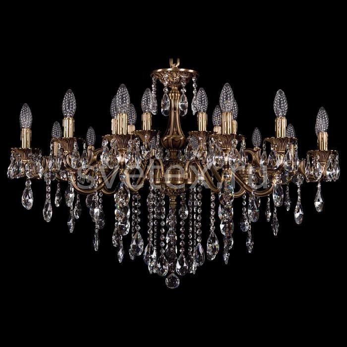 Подвесная люстра Bohemia Ivele CrystalБолее 6 ламп<br>Артикул - BI_1703_21_225_125_B_FP,Бренд - Bohemia Ivele Crystal (Чехия),Коллекция - 1703,Гарантия, месяцы - 24,Высота, мм - 490,Диаметр, мм - 960,Размер упаковки, мм - 640x640x340,Тип лампы - компактная люминесцентная [КЛЛ] ИЛИнакаливания ИЛИсветодиодная [LED],Общее кол-во ламп - 21,Напряжение питания лампы, В - 220,Максимальная мощность лампы, Вт - 40,Лампы в комплекте - отсутствуют,Цвет плафонов и подвесок - неокрашенный,Тип поверхности плафонов - прозрачный,Материал плафонов и подвесок - хрусталь,Цвет арматуры - золото с патиной,Тип поверхности арматуры - глянцевый,Материал арматуры - металл,Возможность подлючения диммера - можно, если установить лампу накаливания,Форма и тип колбы - свеча ИЛИ свеча на ветру,Тип цоколя лампы - E14,Класс электробезопасности - I,Общая мощность, Вт - 840,Степень пылевлагозащиты, IP - 20,Диапазон рабочих температур - комнатная температура,Дополнительные параметры - способ крепления светильника к потолку - на крюке, указана высота светильники без подвеса<br>