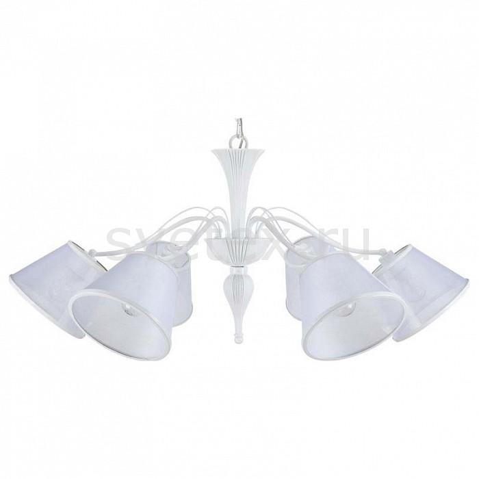Подвесная люстра MaytoniСветильники<br>Артикул - MY_MOD150-06-W,Бренд - Maytoni (Германия),Коллекция - Virginity,Гарантия, месяцы - 24,Высота, мм - 370,Диаметр, мм - 870,Размер упаковки, мм - 470x220x210,Тип лампы - компактная люминесцентная [КЛЛ] ИЛИнакаливания ИЛИсветодиодная [LED],Общее кол-во ламп - 6,Напряжение питания лампы, В - 220,Максимальная мощность лампы, Вт - 40,Лампы в комплекте - отсутствуют,Цвет плафонов и подвесок - белый с каймой,Тип поверхности плафонов - матовый,Материал плафонов и подвесок - органза,Цвет арматуры - белый,Тип поверхности арматуры - глянцевый,Материал арматуры - металл,Количество плафонов - 6,Возможность подлючения диммера - можно, если установить лампу накаливания,Тип цоколя лампы - E14,Класс электробезопасности - I,Общая мощность, Вт - 240,Степень пылевлагозащиты, IP - 20,Диапазон рабочих температур - комнатная температура,Дополнительные параметры - способ крепления светильника к потолку - на крюке, регулируется по высоте<br>