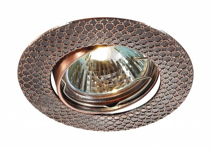Фото Встраиваемый светильник Novotech Dino 369624
