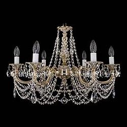 Подвесная люстра Bohemia Ivele Crystal5 или 6 ламп<br>Артикул - BI_1702_6_C_GW,Бренд - Bohemia Ivele Crystal (Чехия),Коллекция - 1702,Гарантия, месяцы - 12,Высота, мм - 550,Диаметр, мм - 700,Размер упаковки, мм - 510x510x200,Тип лампы - компактная люминесцентная [КЛЛ] ИЛИнакаливания ИЛИсветодиодная [LED],Общее кол-во ламп - 6,Напряжение питания лампы, В - 220,Максимальная мощность лампы, Вт - 40,Лампы в комплекте - отсутствуют,Цвет плафонов и подвесок - неокрашенный,Тип поверхности плафонов - прозрачный,Материал плафонов и подвесок - хрусталь,Цвет арматуры - золото беленое,Тип поверхности арматуры - глянцевый, рельефный,Материал арматуры - металл,Возможность подлючения диммера - можно, если установить лампу накаливания,Форма и тип колбы - свеча ИЛИ свеча на ветру,Тип цоколя лампы - E14,Класс электробезопасности - I,Общая мощность, Вт - 240,Степень пылевлагозащиты, IP - 20,Диапазон рабочих температур - комнатная температура,Дополнительные параметры - способ крепления светильника к потолку – на крюке<br>