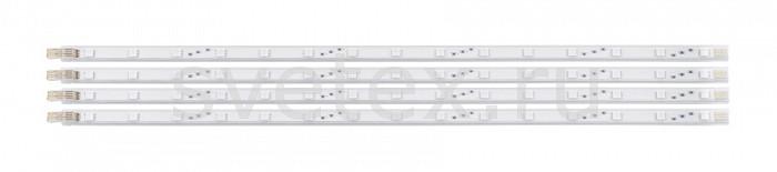 Комплект c 4 модулями светодиодными EgloСветодиодные ленты<br>Артикул - EG_92048,Бренд - Eglo (Австрия),Коллекция - Led Stripes-System,Длина, мм - 1700,Ширина, мм - 10,Длина - 170 см,Ширина - 1 см,Тип лампы - светодиодная (LED),Количество ламп - 15,Общее кол-во ламп - 60,Напряжение питания лампы, В - 12,Максимальная мощность лампы, Вт - 0.24,Цвет лампы - RGB,Лампы в комплекте - светодиодные (LED),Цвет - белый,Материал - полимер,Наличие выключателя, диммера или пульта ДУ - пульт ДУ,Компоненты, входящие в комплект - 4 линейки по 15 RGB-светодиодов длиной 425 мм (3 Вт), блок питания 12 В с проводом 1.5 м, RGB-контроллер с проводом 1.5 м, провод для соединения модуля с RGB-контроллером длиной 1.5 м, 3 провода для соединения модулей между собой длиной 140 мм, 8 креплений для модулей (с основанием и крышкой), 8 шурупов для креплений, 1 клипса, термоусадочная трубка,Экономичнее лампы накаливания - в 15 раз,Класс электробезопасности - III,Напряжение питания, В - 220,Общая мощность, Вт - 14,Степень пылевлагозащиты, IP - 20,Диапазон рабочих температур - комнатная температура,Дополнительные параметры - последовательность соединения элементов:блок питания, RGB-контроллер, соединитель RGB-контроллера с модулем, модуль (на 2 креплениях), соединитель для модулей, модуль (на 2 креплениях)...<br>