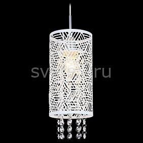 Подвесной светильник EurosvetСветодиодные<br>Артикул - EV_76370,Бренд - Eurosvet (Китай),Коллекция - 50031,Гарантия, месяцы - 24,Высота, мм - 1000,Диаметр, мм - 130,Тип лампы - компактная люминесцентная [КЛЛ] ИЛИнакаливания ИЛИсветодиодная [LED],Общее кол-во ламп - 1,Напряжение питания лампы, В - 220,Максимальная мощность лампы, Вт - 60,Лампы в комплекте - отсутствуют,Цвет плафонов и подвесок - белый, неокрашенный,Тип поверхности плафонов - матовый, прозрачный,Материал плафонов и подвесок - металл, хрусталь,Цвет арматуры - хром,Тип поверхности арматуры - глянцевый,Материал арматуры - металл,Количество плафонов - 1,Возможность подлючения диммера - можно, если установить лампу накаливания,Тип цоколя лампы - E14,Класс электробезопасности - I,Степень пылевлагозащиты, IP - 20,Диапазон рабочих температур - комнатная температура,Дополнительные параметры - способ крепления светильника к потолку - на монтажной пластине, регулируется по высоте<br>