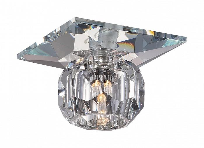 Фото Встраиваемый светильник Novotech Crystal 369424