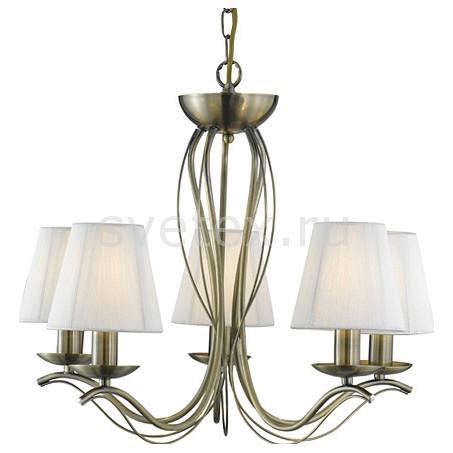 Фото Подвесная люстра Arte Lamp Domain A9521LM-5AB