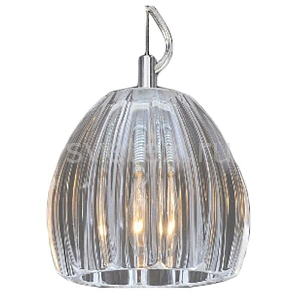 Подвесной светильник Crystal LuxСветодиодные<br>Артикул - CU_2642_201,Бренд - Crystal Lux (Испания),Коллекция - Oxa,Гарантия, месяцы - 24,Время изготовления, дней - 1,Высота, мм - 150-1300,Диаметр, мм - 150,Тип лампы - компактная люминесцентная [КЛЛ] ИЛИнакаливания ИЛИсветодиодная [LED],Общее кол-во ламп - 1,Напряжение питания лампы, В - 220,Максимальная мощность лампы, Вт - 60,Лампы в комплекте - отсутствуют,Цвет плафонов и подвесок - неокрашенный,Тип поверхности плафонов - прозрачный, рельефный,Материал плафонов и подвесок - стекло,Цвет арматуры - хром,Тип поверхности арматуры - глянцевый,Материал арматуры - металл,Количество плафонов - 1,Возможность подлючения диммера - можно, если установить лампу накаливания,Тип цоколя лампы - E14,Класс электробезопасности - I,Степень пылевлагозащиты, IP - 20,Диапазон рабочих температур - комнатная температура,Дополнительные параметры - диаметр основания 100 мм<br>