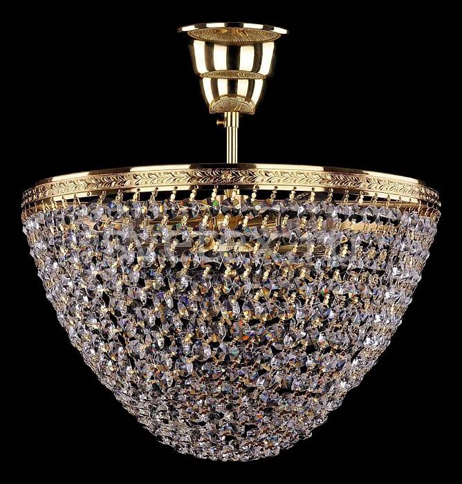 Фото Люстра на штанге Bohemia Ivele Crystal 1925 1925/35Z/G