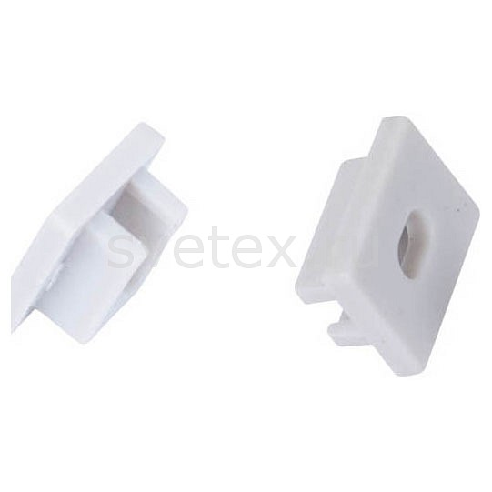 Заглушка Donoluxкомплектующие для люстр<br>Артикул - do_cap_18510_2,Бренд - Donolux (Китай),Коллекция - 1851,Гарантия, месяцы - 24,Цвет - белый,Материал - полимер,Дополнительные параметры - боковая проходная заглушка для профиля DL18510<br>