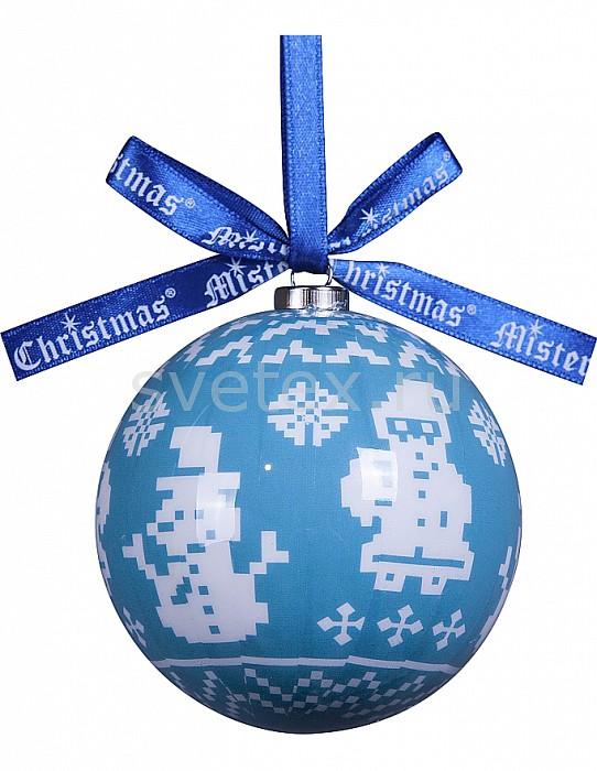 Фото Елочный шар Mister Christmas PM-43