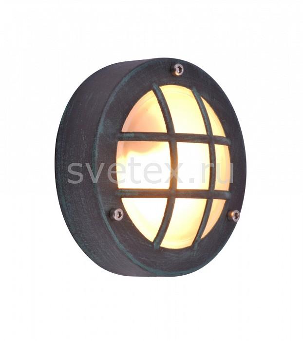 Фото Накладной светильник Arte Lamp Lanterns A2361AL-1BG