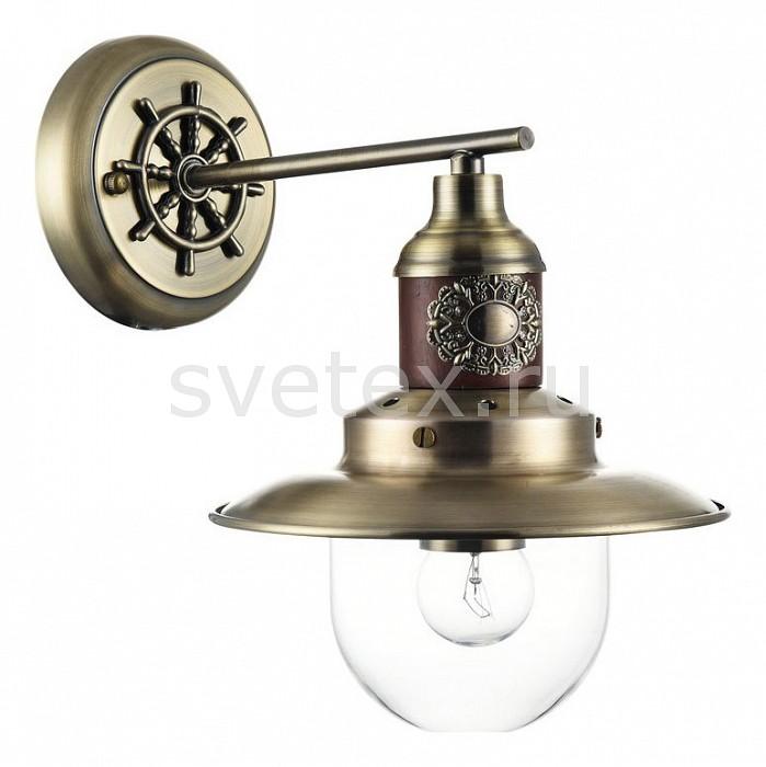 Бра FreyaНастенные светильники<br>Артикул - MY_FR853-01-R,Бренд - Freya (Германия),Коллекция - Marino,Гарантия, месяцы - 24,Ширина, мм - 190,Высота, мм - 385,Выступ, мм - 270,Тип лампы - компактная люминесцентная [КЛЛ] ИЛИнакаливания ИЛИсветодиодная [LED],Общее кол-во ламп - 1,Напряжение питания лампы, В - 220,Максимальная мощность лампы, Вт - 60,Лампы в комплекте - отсутствуют,Цвет плафонов и подвесок - неокрашенный,Тип поверхности плафонов - прозрачный,Материал плафонов и подвесок - стекло,Цвет арматуры - бронза, коричневый,Тип поверхности арматуры - матовый,Материал арматуры - металл,Количество плафонов - 1,Возможность подлючения диммера - можно, если установить лампу накаливания,Форма и тип колбы - свеча ИЛИ свеча на ветру,Тип цоколя лампы - E27,Класс электробезопасности - I,Степень пылевлагозащиты, IP - 20,Диапазон рабочих температур - комнатная температура,Дополнительные параметры - способ крепления светильника к стене - на монтажной пластине, светильник предназначен для использования со скрытой проводкой, стиль кантри<br>