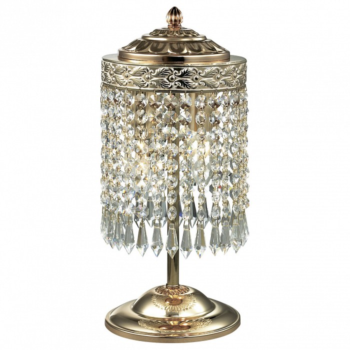 Фото Настольная лампа Odeon Light E14 220В 60Вт Teresia 2808/2T