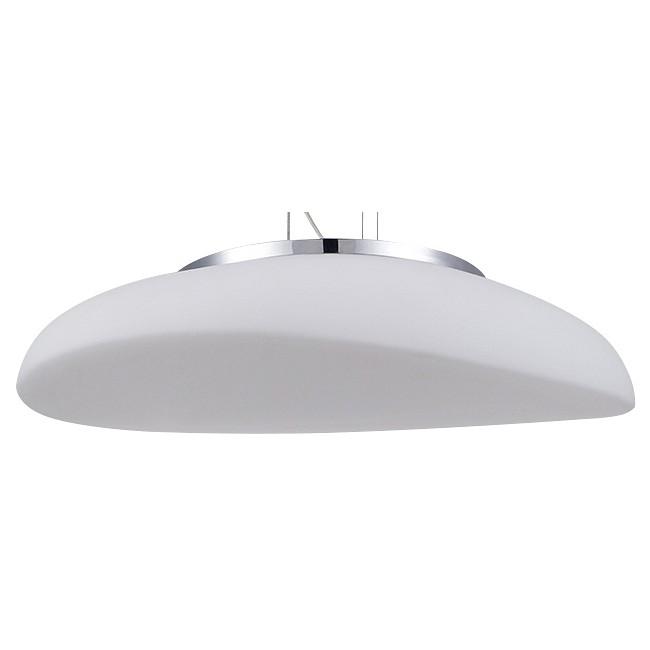 Подвесной светильник MantraСветодиодные<br>Артикул - MN_4891,Бренд - Mantra (Испания),Коллекция - Opal,Гарантия, месяцы - 24,Длина, мм - 620,Ширина, мм - 400,Высота, мм - 250-1500,Тип лампы - компактная люминесцентная [КЛЛ] ИЛИсветодиодная [LED],Общее кол-во ламп - 4,Напряжение питания лампы, В - 220,Максимальная мощность лампы, Вт - 13,Лампы в комплекте - отсутствуют,Цвет плафонов и подвесок - белый,Тип поверхности плафонов - матовый,Материал плафонов и подвесок - стекло,Цвет арматуры - хром,Тип поверхности арматуры - глянцевый,Материал арматуры - металл,Количество плафонов - 1,Возможность подлючения диммера - можно, если установить лампу накаливания,Тип цоколя лампы - E27,Класс электробезопасности - I,Общая мощность, Вт - 52,Степень пылевлагозащиты, IP - 20,Диапазон рабочих температур - комнатная температура,Дополнительные параметры - способ крепления светильника к потолку - на монтажной пластине, регулируется по высоте<br>