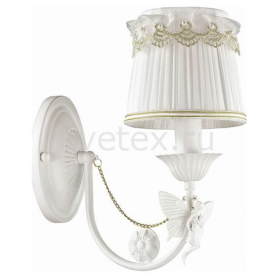 Бра LumionСветодиодные<br>Артикул - LMN_3408_1W,Бренд - Lumion (Италия),Коллекция - Ponso,Гарантия, месяцы - 24,Ширина, мм - 153,Высота, мм - 290,Выступ, мм - 255,Размер упаковки, мм - 170x190x160,Тип лампы - компактная люминесцентная [КЛЛ] ИЛИнакаливания ИЛИсветодиодная [LED],Общее кол-во ламп - 1,Напряжение питания лампы, В - 220,Максимальная мощность лампы, Вт - 40,Лампы в комплекте - отсутствуют,Цвет плафонов и подвесок - белый, белый с желтой каймой,Тип поверхности плафонов - матовый,Материал плафонов и подвесок - полимер, текстиль,Цвет арматуры - белый,Тип поверхности арматуры - глянцевый, рельефный,Материал арматуры - металл,Количество плафонов - 1,Возможность подлючения диммера - можно, если установить лампу накаливания,Тип цоколя лампы - E14,Класс электробезопасности - I,Степень пылевлагозащиты, IP - 20,Диапазон рабочих температур - комнатная температура,Дополнительные параметры - способ крепления светильника к стене - на монтажной пластине, светильник предназначен для использования со скрытой проводкой, декоративные феи висят на золотых цепочках<br>